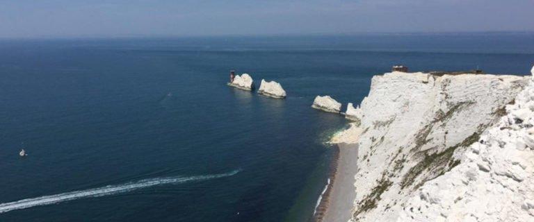 Secular Mindfulness Meditation Retreat Needles Isle of Wight image